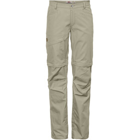 Fjällräven Daloa Shade Zip-Off Trousers Women limestone